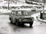 Rosemary Smith's Rallye Monte Carlo 1966